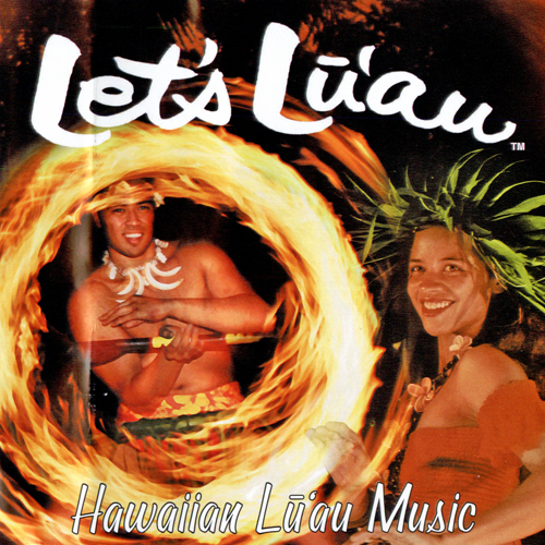 Hawaiian Luau Music CDHS-628